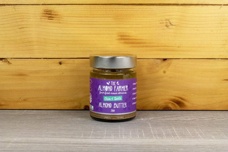 The Almond Farmer Almond Butter with Chia Seed & Date 250g Pantry > Nut Butters, Honey & Jam