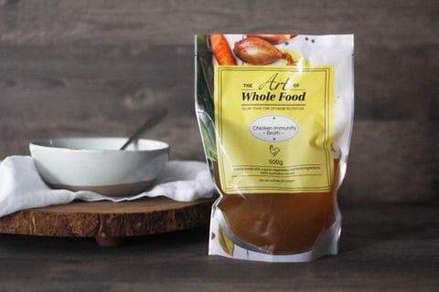 Chicken Bone Broth 500g*