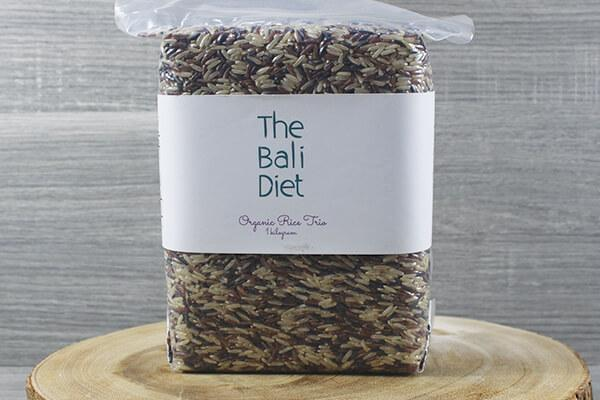 The Bali Diet Tbd Org Rice Trio Pantry > Grains, Rice & Beans