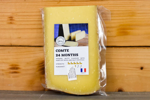 The Cheese Shop Comté Extra Mature 24 months (∼250g) Dairy & Eggs > Cheese