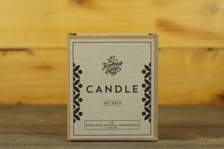 The Hand Made Soap Candle Art Deco Household > Air Fresheners & Candles