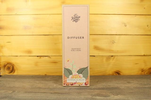 The Hand Made Soap Diffuser Grapefruit & May Chang 200ml Household > Air Fresheners & Candles
