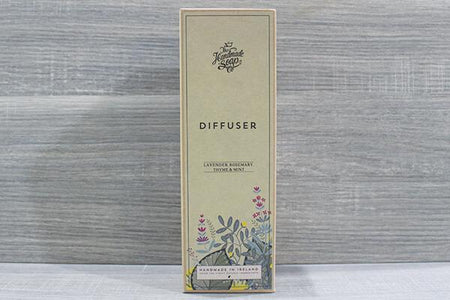 The Hand Made Soap Diffuser Lavender, Rosemary & Mint 200ml Household > Air Fresheners & Candles