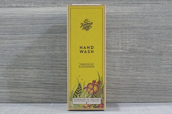 The Hand Made Soap Handwash- Lemon Grass & Cedarwood 300ml Personal Goods > Skin Care