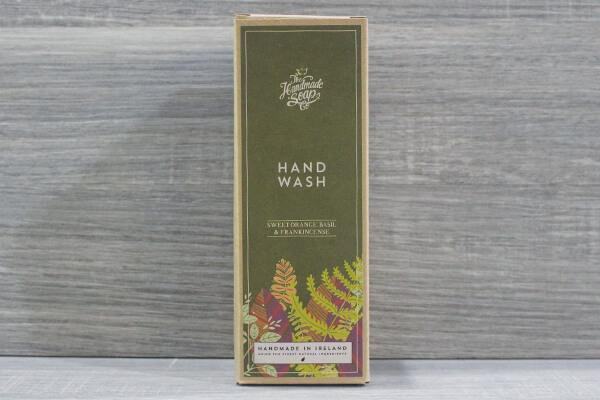 The Hand Made Soap HandwashSweet Orange, Basil & Frankinsence 300ml Personal Goods > Skin Care