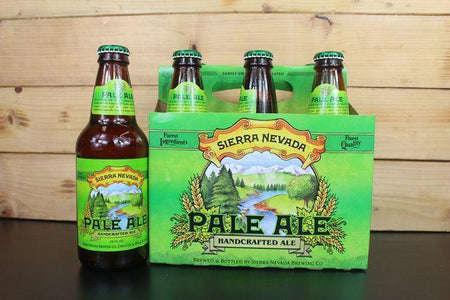 The Mad Tapper Private Limited Sierra Nevada 5.6% Pale Ale (PACK OF 6) Alcohol > Beer & More
