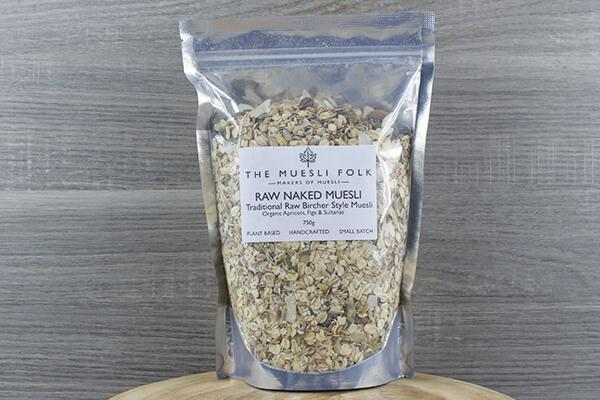 The Muesli Folk Original Naked 375g Pantry > Granola, Cereal, Oats & Bars