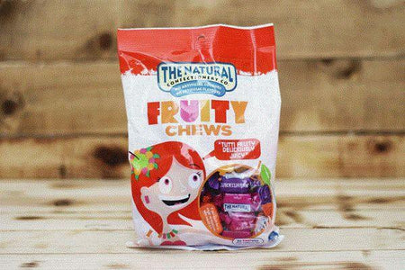 The Natural Confectionery Co. Fruity Chews Candy 220g Pantry > Confectionery