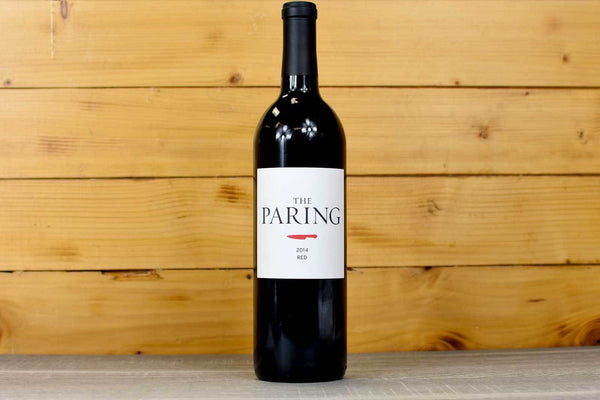 The Paring Red Alcohol > Wine
