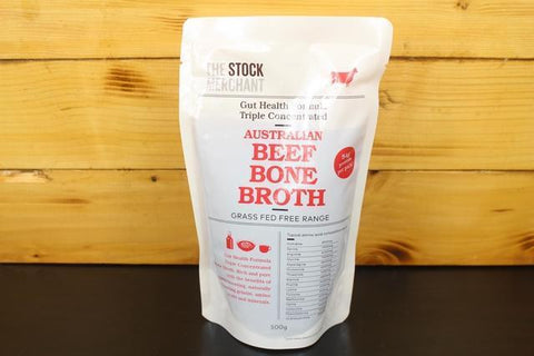 GF Beef Bone Broth 500g