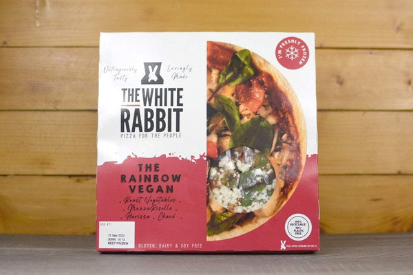 The White Rabbit The Rainbow Vegan 380g Freezer > Ready-Made Meals