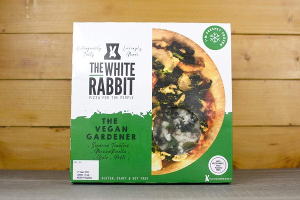 The White Rabbit The Vegan Gardener 340g Freezer > Ready-Made Meals