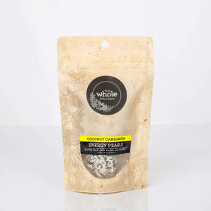 The Whole Kitchen Coconut Cardamom Energy Pearls (2 pack) To Go > Ready to Eat
