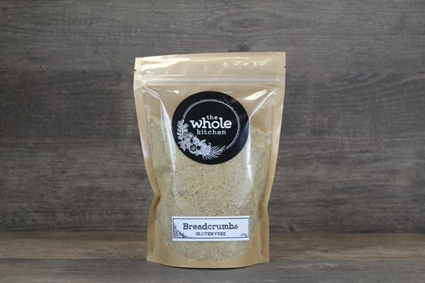 The Whole Kitchen Gluten Free Breadcrumbs 430g Bakery > Bread