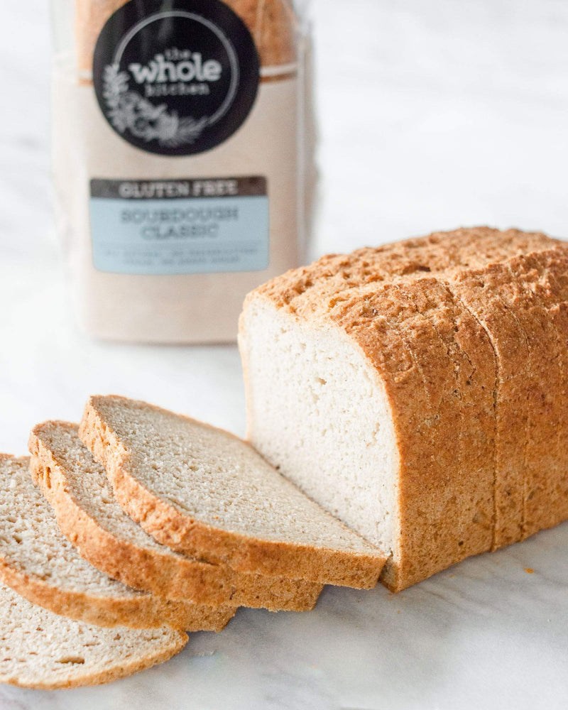 The Whole Kitchen Gluten Free Classic Sourdough Bakery > Bread