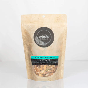 The Whole Kitchen Rock Salt Rosemary 250g Pantry > Dried Fruit & Nuts