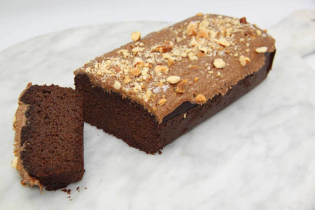 The Whole Kitchen Salted Chocolate Cake 600g Bakery > Cakes & More