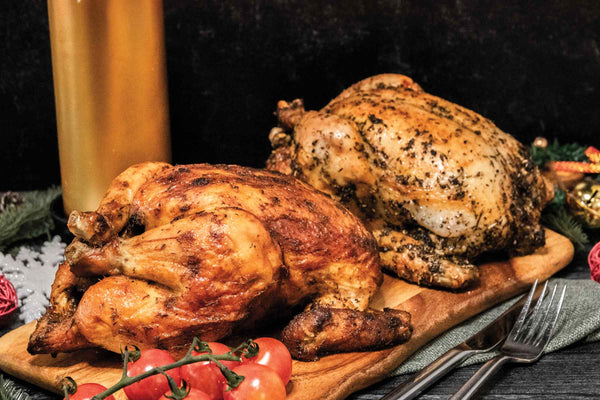 Toh Thye San Roast Chicken 2-2.5kg (Raw) Meat > Poultry