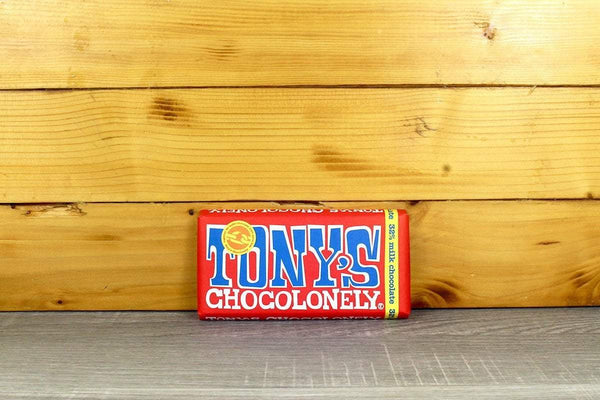 Tony's Chocolonely 32% Milk Chocolate 180g Pantry > Confectionery