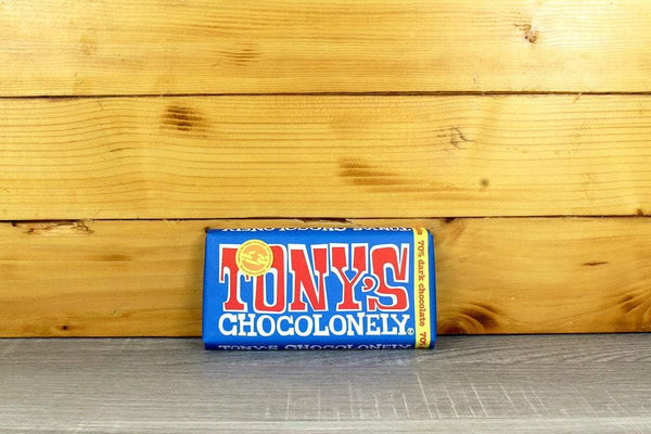 Tony's Chocolonely 70% Dark Chocolate 180g Pantry > Confectionery