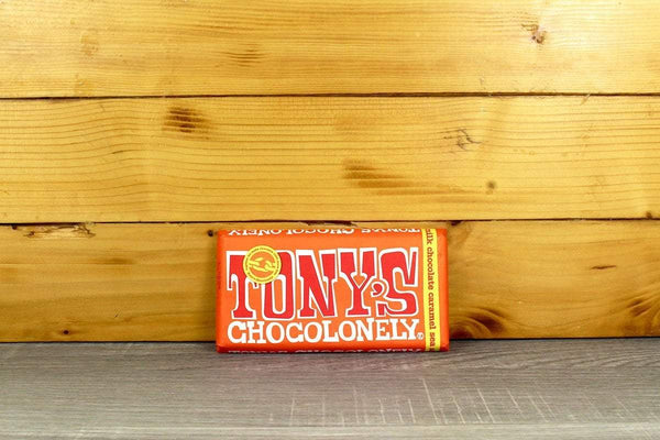 Tony's Chocolonely Milk Chocolate Caramel & Sea Salt 180g Pantry > Confectionery