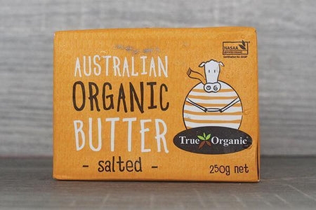 True Organic TO Butter Salted True Organic