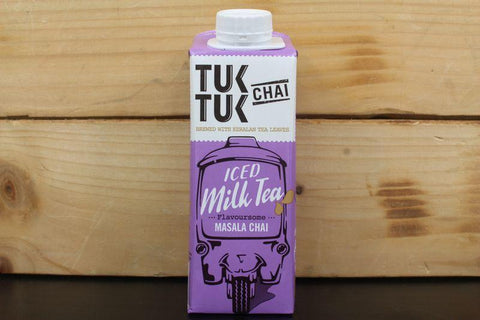 Iced Milk Tea Cardamom Chai 250ml