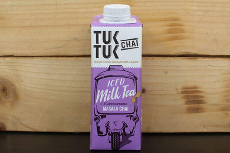 Tuk Tuk Chai Tuk Tuk Chai Masala 250ml Drinks > Coffee & Tea