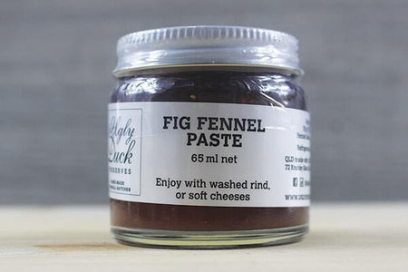 Ugly Duck Preserves Fig Fennel Paste Pantry > Condiments