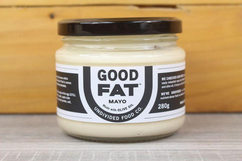 Good Fat Aioli with Olive Oil & Garlic 280g