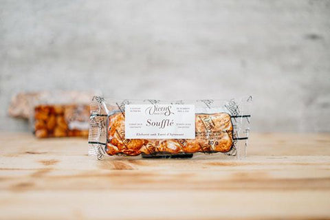 Almond Nougat Wafers 300g