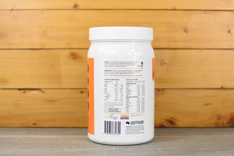 White Wolf Nutrition Caramel Swirl Lean Vegan Protein Pantry > Protein Powders & Supplements