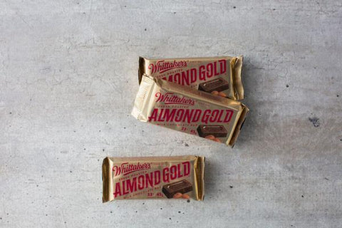 Almond & Honey Nougat Round 200g