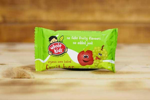 Organic Apple & Blackcurrant Fruit Bar (5 Pack)