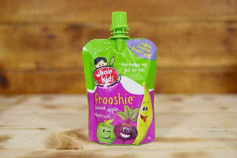 Organic Banana & Apple Frooshie 90g
