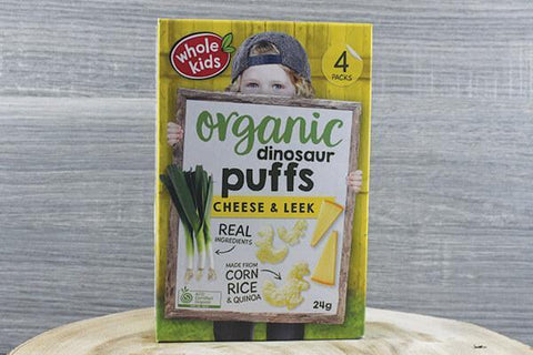 Whole Kids Organic Popcorn - Manuka Honey 35g