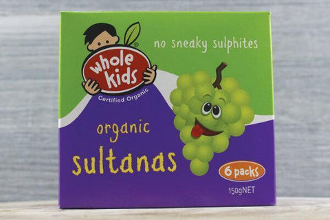 Whole Kids Organic Puffs - Turtle Sweetcorn & Carrot 6g x 4