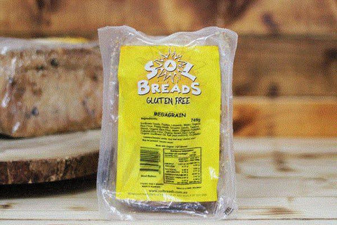 Gluten Free Crusty White Bread 600g*