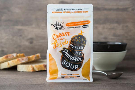 Wild Foodies Cream a Licious Butter My Pumpkin Soup 600g* To Go > Soups & Stews