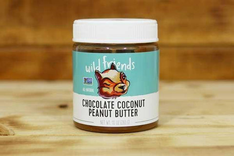 Wild Friends Chocolate Coconut Peanut Butter 283g Pantry > Nut Butters, Honey & Jam