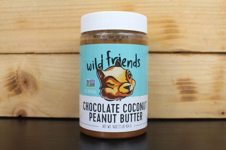 Wild Friends Wild Friends Coconut Chocolate Peanut Butter 453g Pantry > Nut Butters, Honey & Jam