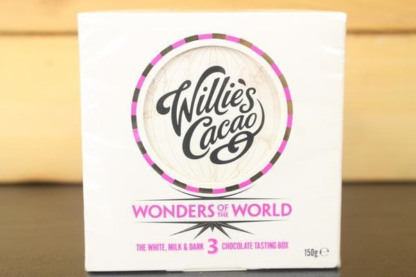 Willie's Cacao 3 Wonders Of The World 150g Pantry > Confectionery