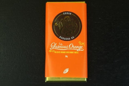 Willie's Cacao Cuban 65 Luscious Orange 26g Pantry > Confectionery