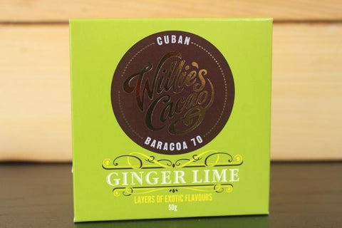 Cuban 65 Luscious Orange Choco 50g