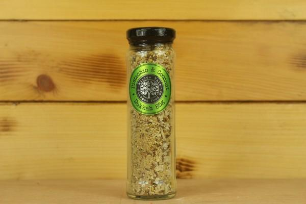 Willows Gourmet Willow Vale Pistachio & Coconut Dukkah 85g Pantry > Baking & Cooking Ingredients