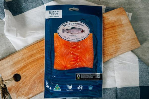 Cold Smoked Atlantic Salmon 200g*