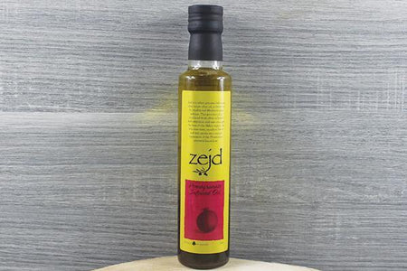 Zejd Pomegranate Infused Oil 250ml Pantry > Dressings, Oils & Vinegars