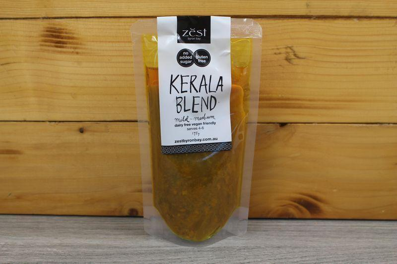 Zest Byron Bay Kerala Blend Recipe Base 175g Pantry > Condiments