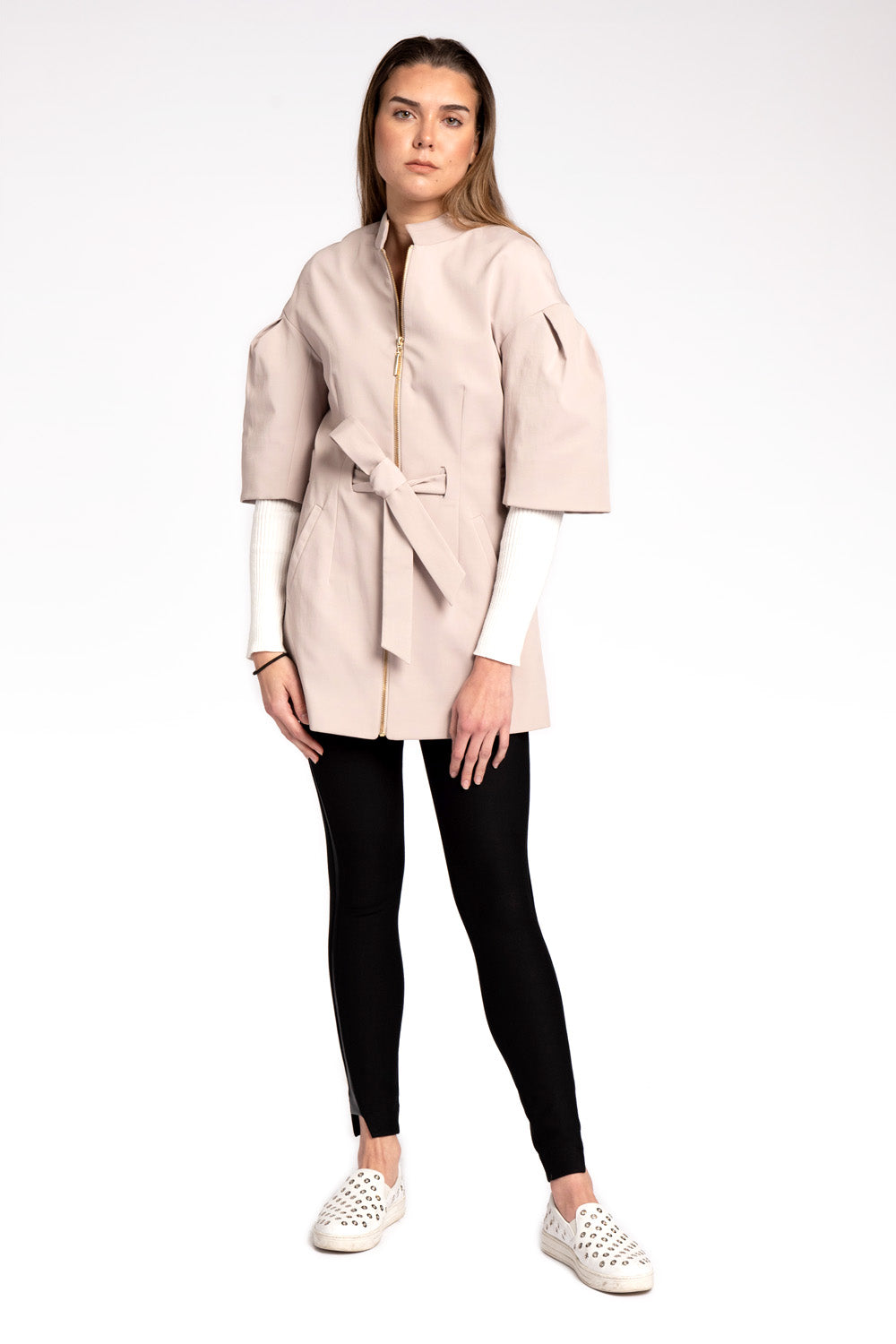 Bella Beige Jacket