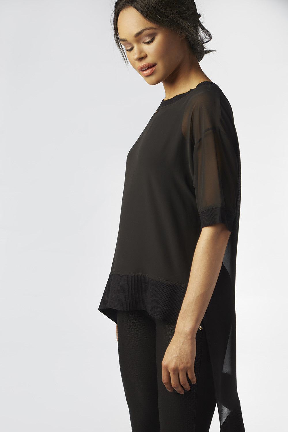 Bianca Asymmetrical Top